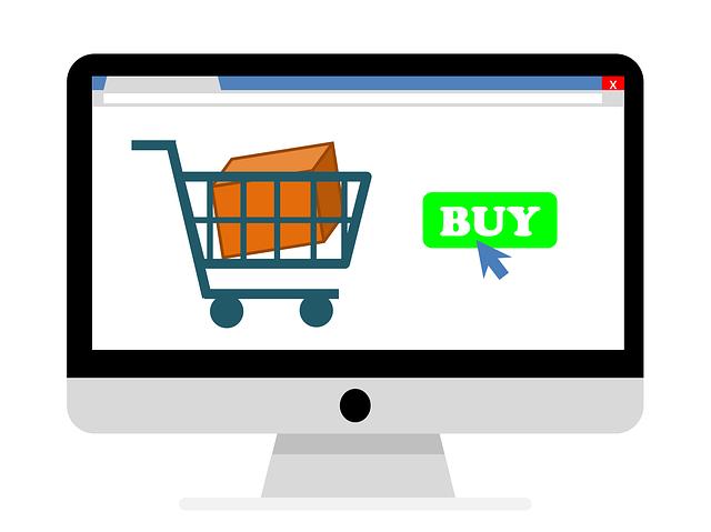 Monitor, nákupný košík, e-shop.png