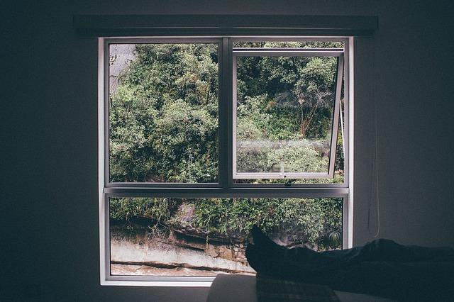 Spiaci človek pri otvorenom okne.jpg